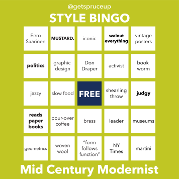 Mid Century Modernist