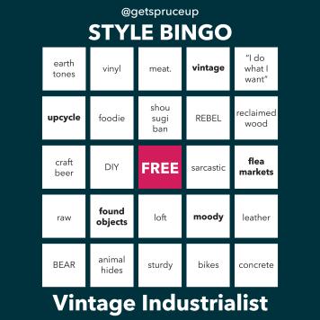 Vintage Industrialist